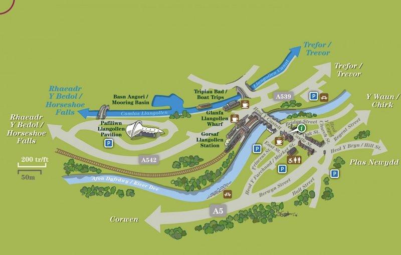 Llangollen station map.jpg