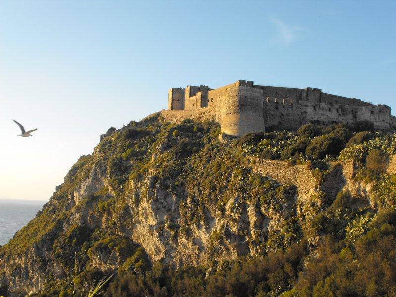 Sicily- Castle at Milazzo.JPG