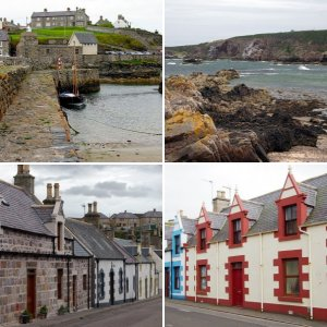 The Moray Coast Fishing Villages