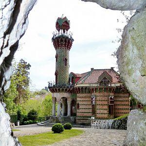 El Capricho de Gaudi, Comillas, Cantabria