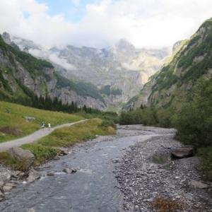 Rhone Alps - Samoens, Cirque du Fer a Cheval