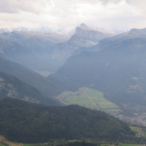 Rhone Alps - Samoens, view