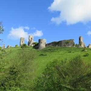 Dorset, Corfe Castle