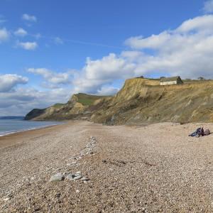 Dorset, Eype beach