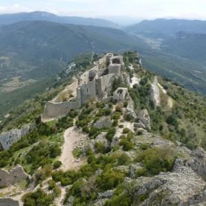 Languedoc - Peyrepertuse