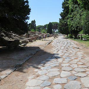 Italy - Lazio - Ostia Antica