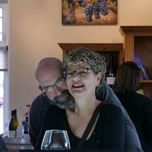 Cindy and Scott Ruth
