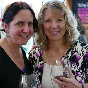 Shannon Essa and Beth Martin