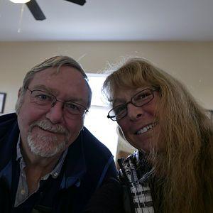 David Battin and Wendy Loew-Mari