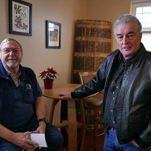 David Battin and Rob Mari