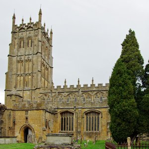 St James Church, Chipping Campden, Gloucestershire