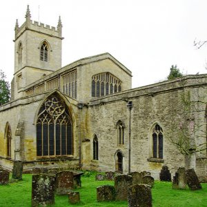 St Mary's Church, Chipping Norton, Oxfordshire