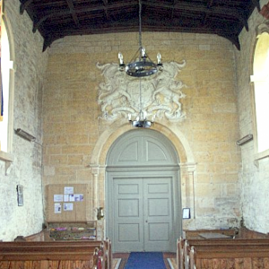 St Mary's Church, Temple Guiting, Gloucestershire