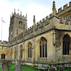 St Peter's Church, Winchcombe, Gloucestershire