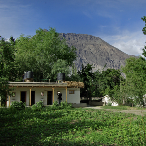 Nubra Organic Retreat, Hundar