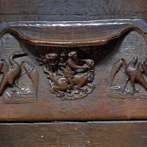 Misericord, Chester Cathedral