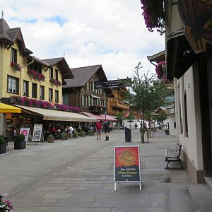 Swiss Alps - Gstaad