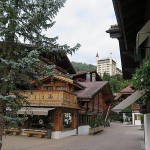 Swiss Alps - Gstaad