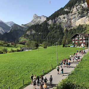 Swiss Alps - Kandersteg