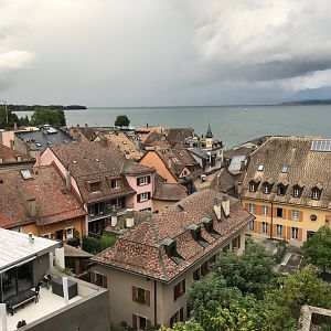 Swiss Alps - Nyon
