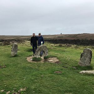 Cornwall - Men-an-Tol