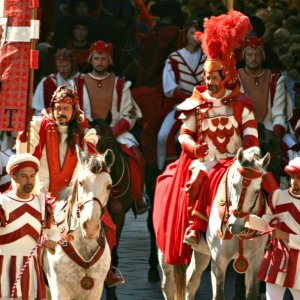 Captain of the Palio of Asti