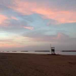 Pesaro beach