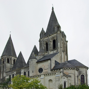 Loches, Église st-Ours