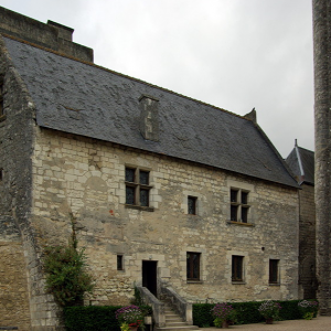 Loches Donjon, Governor's residence
