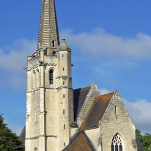 Crissay-sur-Manse, Church of St Maurice.png
