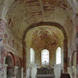 Lavardin, Église St-Genest.png