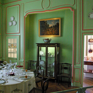 Château de Cheverny - family dining room.png