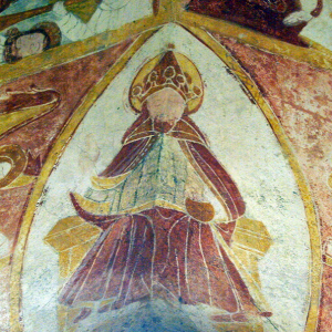 Antigny, Chapelle Ste-Catherine - Christ in Majesty.png