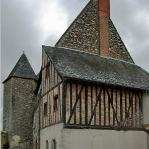 Cormery, Abbot's Lodging.png