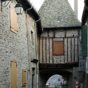Montsalvy - North Gate