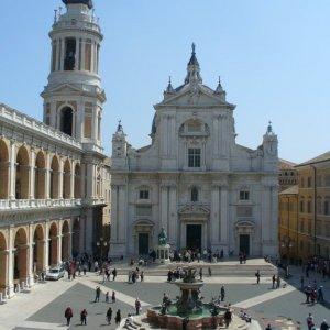 Loreto Piazza della Madonna