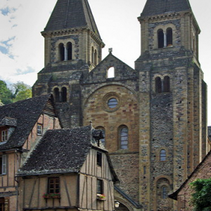 Conques, Abbey-Church of Saint-Foy