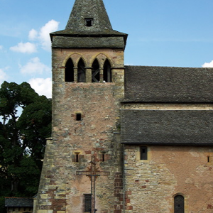 Church of Ste Fauste