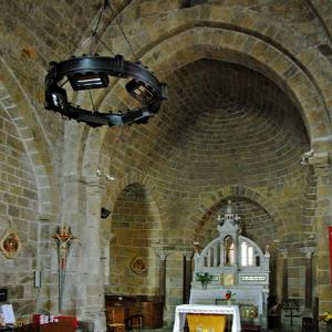 Beaulieu Church - chancel
