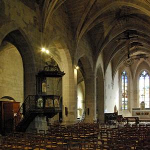 Saint-Bonnet-le-Château, Collegiate Church