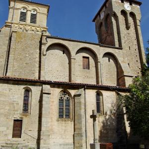 Marols Church - south side