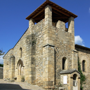Boucieu-le-Roi, Church of St John the Evangelist