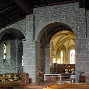 Tence, Église St-Martin