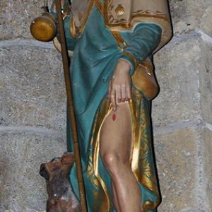 Beaulieu Church - St Roch