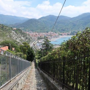 Hike from Levanto to Bonassola