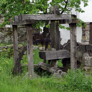 Aniezo - fulling mill