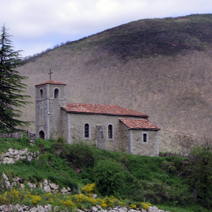 Cucayo church