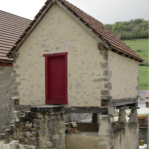 Hiriberri, traditional horreo