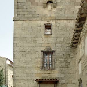 Irurre, fortified house