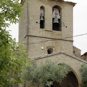 Olóriz Church